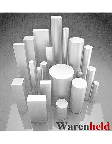 pack of 3 length 300 mm round rod. AlCuMgPb Aluminium round material aluminium round rod diameter 15 mm