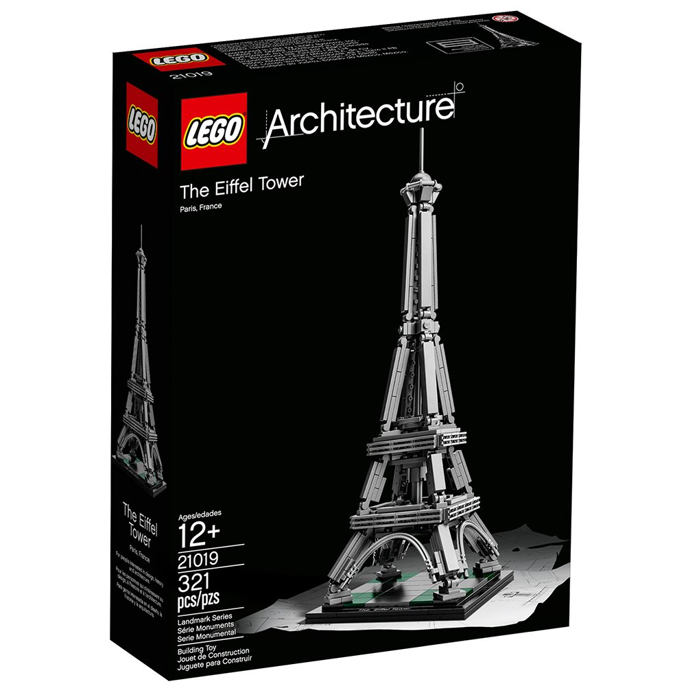 Top 5 Best LEGO Eiffel Tower Sets Reviews in 2020 1