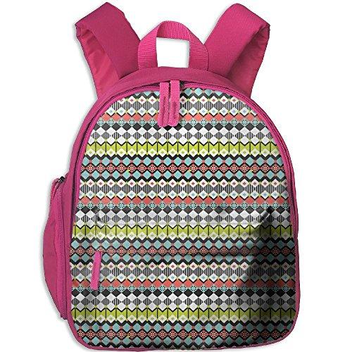 HenSLK Ethnic Floral Kid's School Casual Lightweight Shoulder Backpack Bag Children - Yoshi Sunglasses