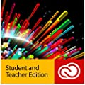 Adobe Creative Cloud Membership - Student Teacher Edition
