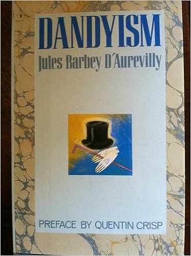 dandyism paj books