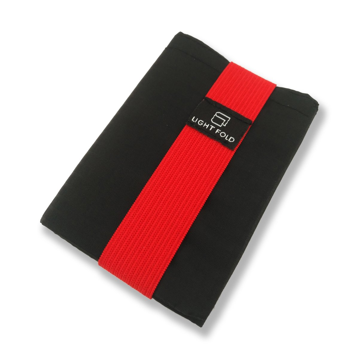 Ultra Slim Mens Nylon Trifold Wallet RFID Blocking Hold up to 12 Credit Cards