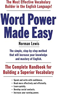 Amazon vocabulary for the college bound student 9781567651041 word power made easy the complete handbook for building a superior vocabulary fandeluxe Choice Image