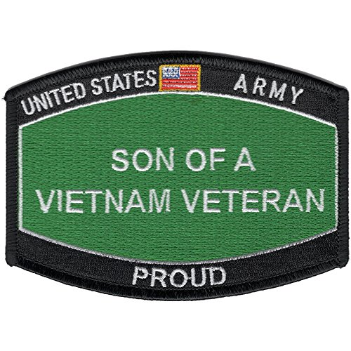 Army Son Of A Vietnam Veteran Patch