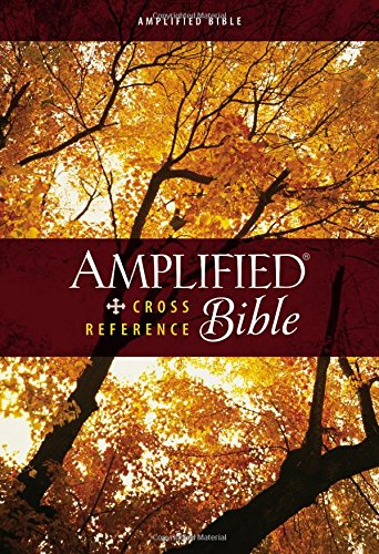 Amplified Cross-Reference Bible, Hardcover, used for sale  Delivered anywhere in USA