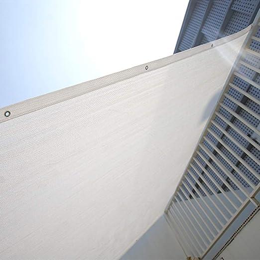 Sombra Solar Malla Pergola Shade Cover 80% Protector Solar para Patio Garden Canopy Gazebo, Tela De Malla De Malla De Sombra Permeable De PEAD con Ojales (Size : 3Mx4M): Amazon.es: Hogar