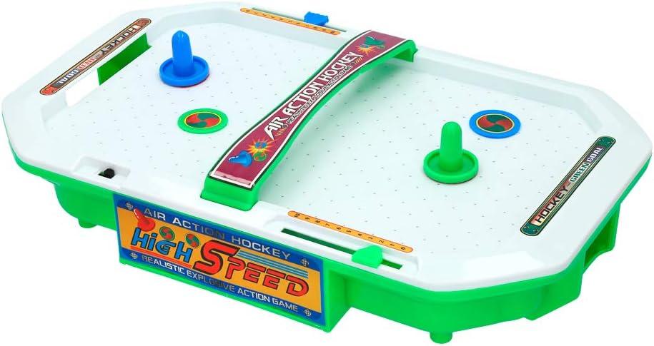 ColorBaby - Air Hockey juguete (43890): Amazon.es: Juguetes y juegos