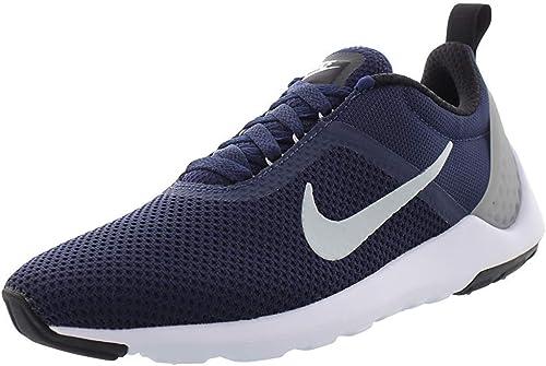 Pase para saber rock explosión  Nike Lunarestoa 2 Essential, Men's Running Shoes, Multicolor - Azul Marino  / Gris / Blanco / Black (Mid Navy / Wlf Gry-White-Blk), 5.5 UK (38.5 EU):  Amazon.co.uk: Shoes & Bags