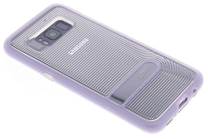 size 40 7ea8e 255a4 Amazon.com: Gear4 D3O Greenwich for Case Samsung Galaxy S8 Orchid ...