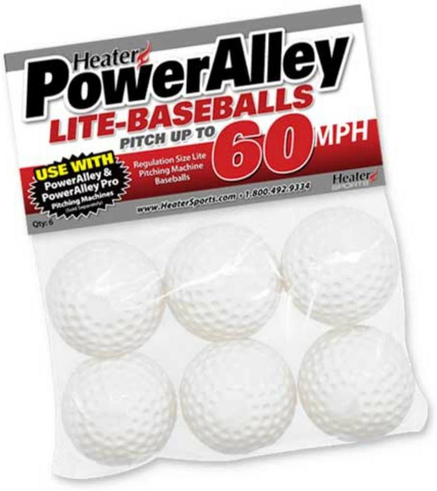 "Batting Cage Baseballs 4 Dozen= 48 Count Used 9/"" Dimpled Pitching Machine"