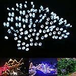 LE Solar Fairy Lights, 17 Meters, Wat...