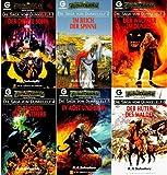 Die Saga vom Dunkelelf Band 1 bis 6 (Der dritte Sohn - Im Reich der Spinne - Der Wächter im Dunkel - Im Zeichen des Panthers - In Acht und Bann - Der Hüter des Waldes)
