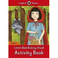 Little Red Riding Hood Activity Book – Ladybird Readers Level 2