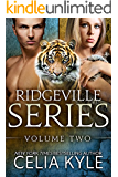 Ridgeville Series Volume Two (BBW Paranormal Shapeshifter Romance) (Ridgeville Boxed Book 2)