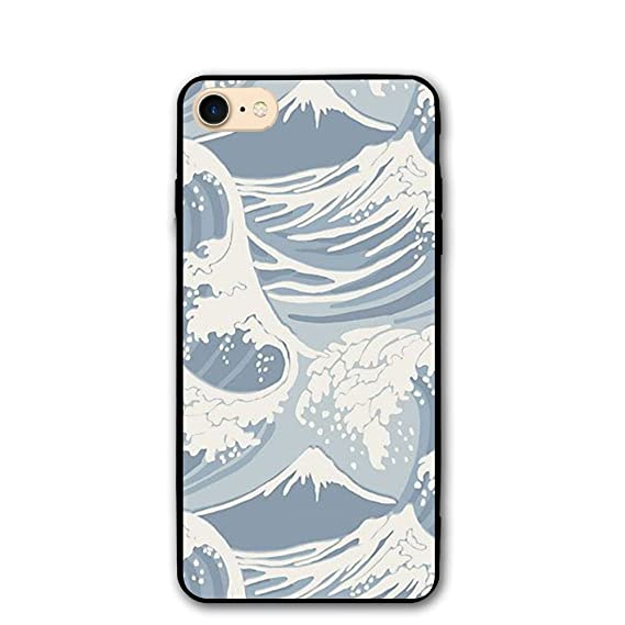 Amazon com: Sea Waves Shell Hard Full Protective Anti-Scratch