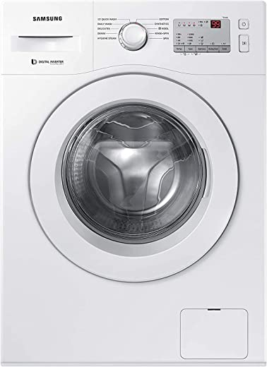 """Bosch Washing Machine 6kg Review Bosch washing machine 6kg Bosch Washing Machine 6kg Review Fully-Automatic Front Loading Inbuilt Heater [wpsm_list type=""""check"""" hover=""""1""""] Capacity 6 kg: appropriate for bachelors & couples Fully-automatic front load washing machine: Reasonable with great wash quality, Calm to use Manufacturer warranty: 2 years on merchandise, 10 years on motor 800 Spin RPM: advanced spin helps in faster drying Wash plans: Super 15'30', Kids Wear, Hygiene, Drum Clean, Delicate / Silk, Synthetics, Wool, Daily Wash Also included in the box: 1 Washing Machine, 1 Drain Hose, 1 Inlet pipe, 1 water filter, 1 User manual Main features: Water Perfect, Super 30 driver; Antivibration Design, Multiple water protection, Prewash, VarioDrum, ACTIVE Water, and Foam detection. [/wpsm_list] AllergyPlus program washes clothes at 60°C, Giving germ-free and hygienically clean laundry. Fresh laundry in only 20 minutes With our ExpressWash features, enjoy fresh and hygienically cleaned laundry under an hour. AllergyPlus provides hygienic and perfectly washed clothes This is a perfect wash program for people susceptible to allergies. With the assistance of severe wash cycles, AllergyPlus eradicates detergent deposit and irritant, giving out hygienic and allergy free clothes. Optimize water usage with ActiveWater Plus ActiveWater Plus adjusts the water level by sensing the quantity of load and fabric type. The laundry is saturated faster and more regularly through the optimized water inflow. In this way, it contributes to water supervision in your household. Get gentle yet thorough wash with VarioDrum VarioDrum features a dual-sided system that gives thorough wash while protecting even the foremost delicate fabrics. because the drum spins in one direction, the flat side of the paddle gently cleans fine textiles, and when it spins within the other way, the steep side of the paddle confirms a deep clean with its wave-droplet project. Save time or reduce consumption with Vario"""