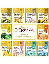 Dermal Korea Premium Collagen Essence Full Face Facial...
