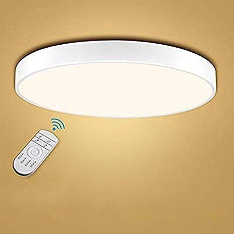36W-60W LED Deckenleuchte Dimmbar Küche Wohnzimmer Deckenlampe Panel Badlampe