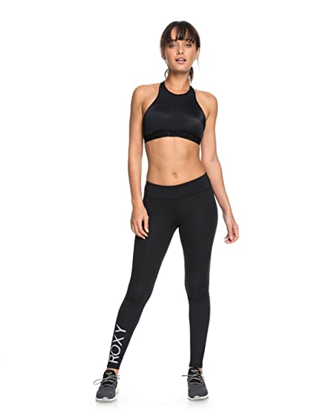 detailed images autumn shoes united states ROXY Women's Spy Game Workout Pant