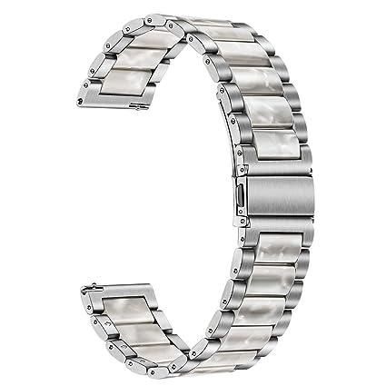 Amazon.com: Correa de reloj para Galaxy Watch 1.654 in ...