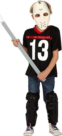 FIESTAS GUIRCA Disfraz de niño Jason 13 Viernes: Amazon.es ...