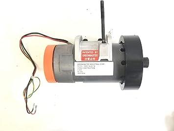 Smooth Motor de conducción Suave 3.0 DC GMD116-03-1A Works Fitness ...