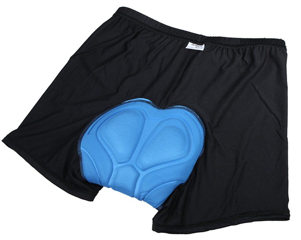 SaySure - - - Sports Men Bicycle Cycling Underwear Gel 3D Padded Bike short schwarz Hot (Größe   L) - GMN-BG-SPT-000455 B00NOH5PA6 Zubehr & Gerte Qualität und Verbraucher an erster Stelle aa11c2