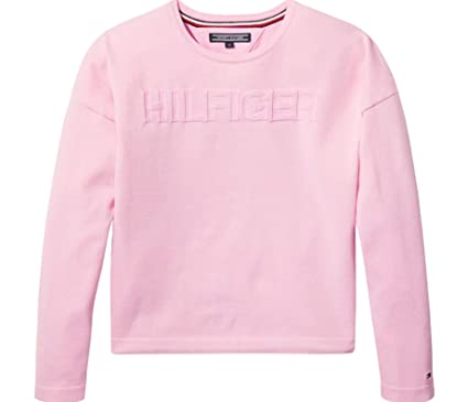 finest selection e61f2 62a26 Tommy Hilfiger Tommy Hilfiger Girls Pullover Feinstick ...