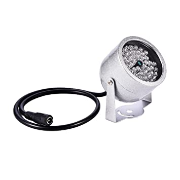 Ir Caméra Nocturne 48 Projecteur Sécurité Infrarouge Vision Illuminateur De Led QdCeEBxroW