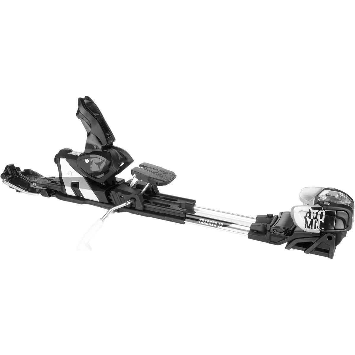 Atomic Tracker 13 MNC Alpine Touring Binding Black/Silver, 90mm/S