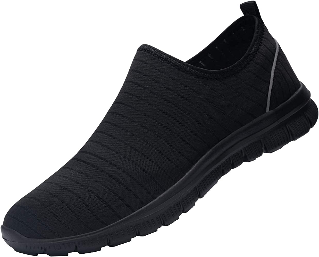 DYKHMILY Steel Toe Water Shoes