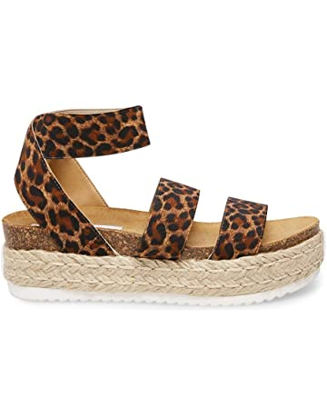 3d4c88f5a Women's Platform Wedge Sandals | Amazon.com