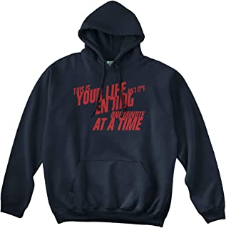 BathroomWall T-shirts Fight Club This is Your Life. Inspired, Hoodie