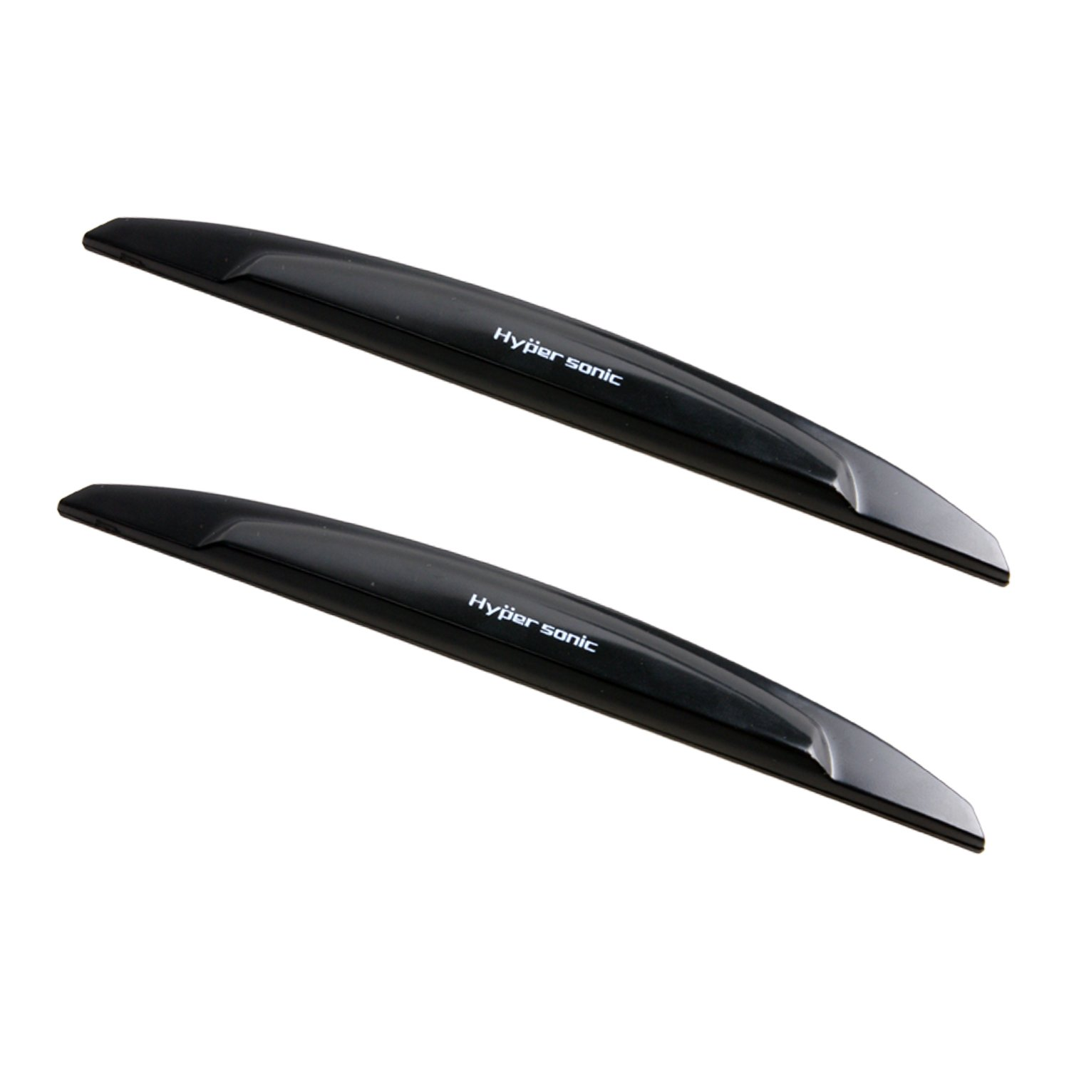 Hypersonic Car Door Edge Protector Vehicle Plastic Black Trim Bumper Side Guard O&K JAWS Co. LTD.