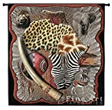 Africa Wall Tapestry - 53W x 51H in.