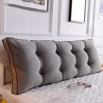 Gaoyang Bed Back Sofa Cushion Long Pillow The Bed Back Is