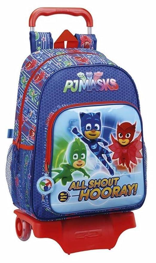 Safta PJ Masks 611711313 Mochila Infantil