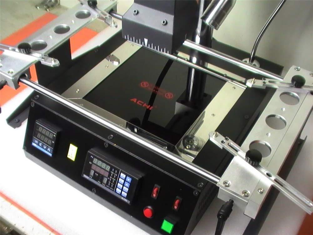 YIYIBY IR6500 Station de travail infrarouge avec station de travail de travail Rework et soudure 220 V