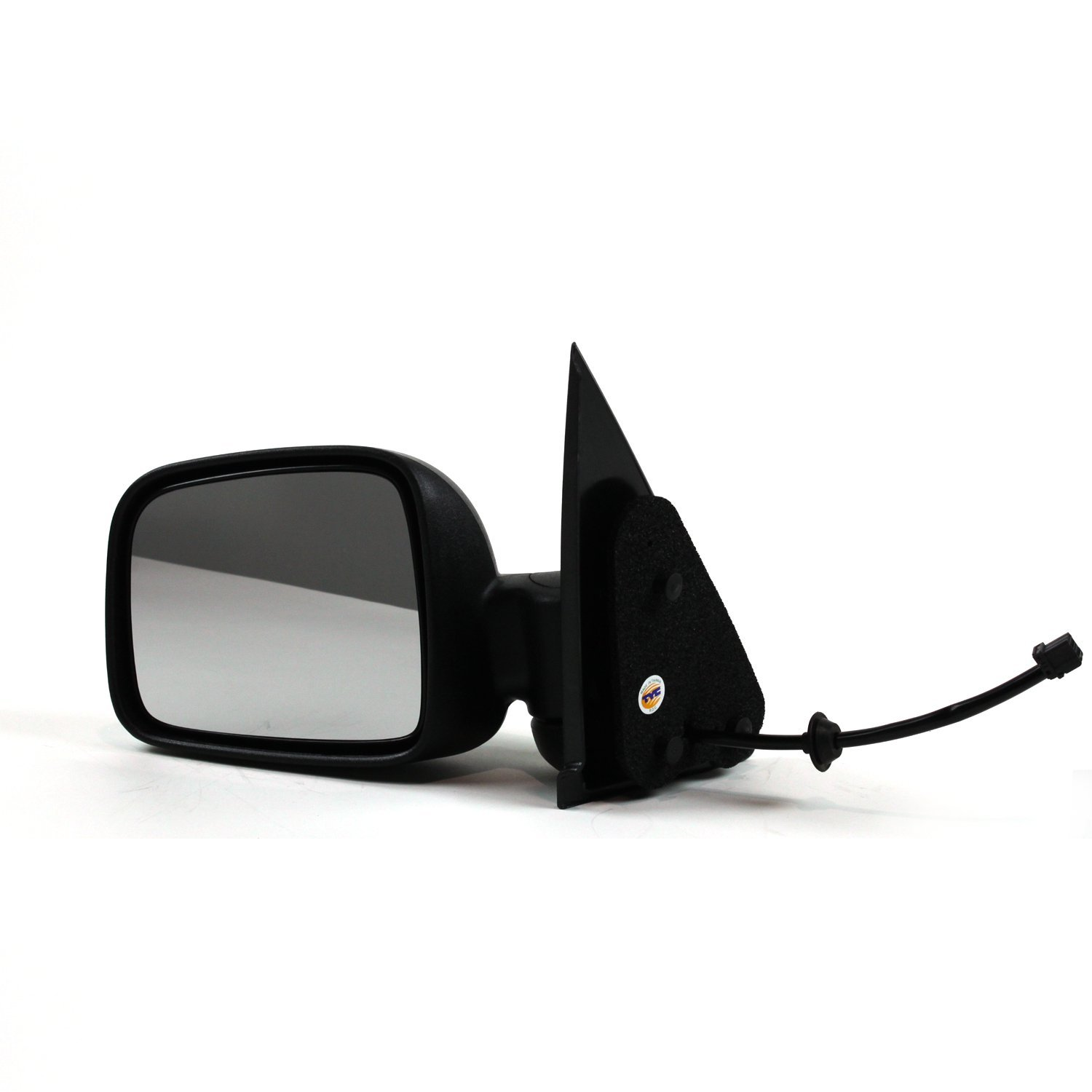 TYC 4140032 Jeep Liberty Driver Side Manual Folding Power Non-Heated Replacement Mirror