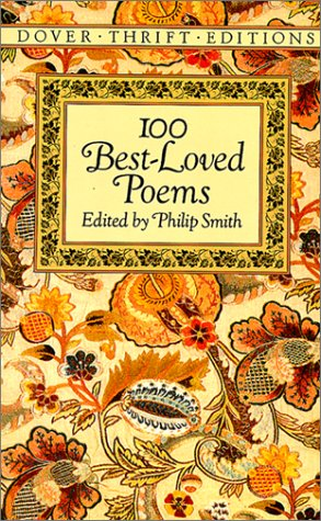 100 Best-Loved Poems (Dover Thrift Editions) (Best Love Poems For Wedding Ceremony)