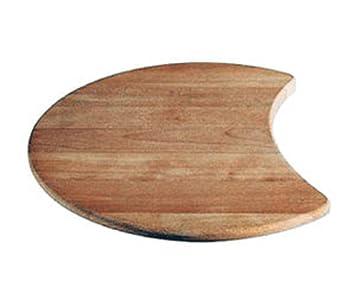 BLANCO 218421 Madera Madera tabla de cocina para cortar - Tabla de cortar  (Madera a15a32e5b2a2