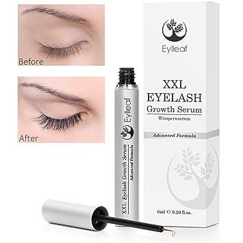 4f3da914029 Eyelash Serum by Eylleaf | Eyebrow and Eyelash Growth Serum for Long Eyelashes  and Thick Eyebrows
