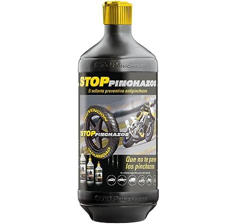 STOP PINCHAZOS - Liquido Antipinchazos Moto 500Ml: Amazon.es ...