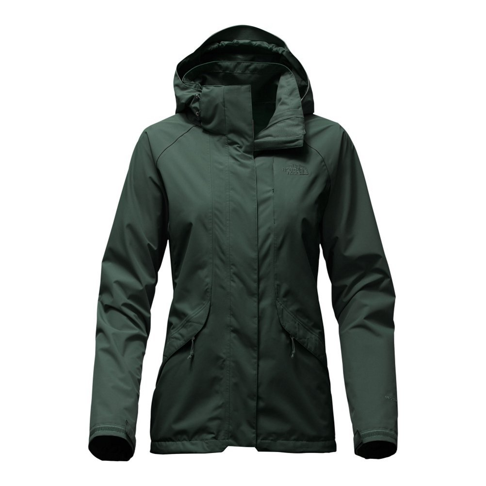Darkest Spruce The North Face Women's Boundary Triclimate¿ Jacket