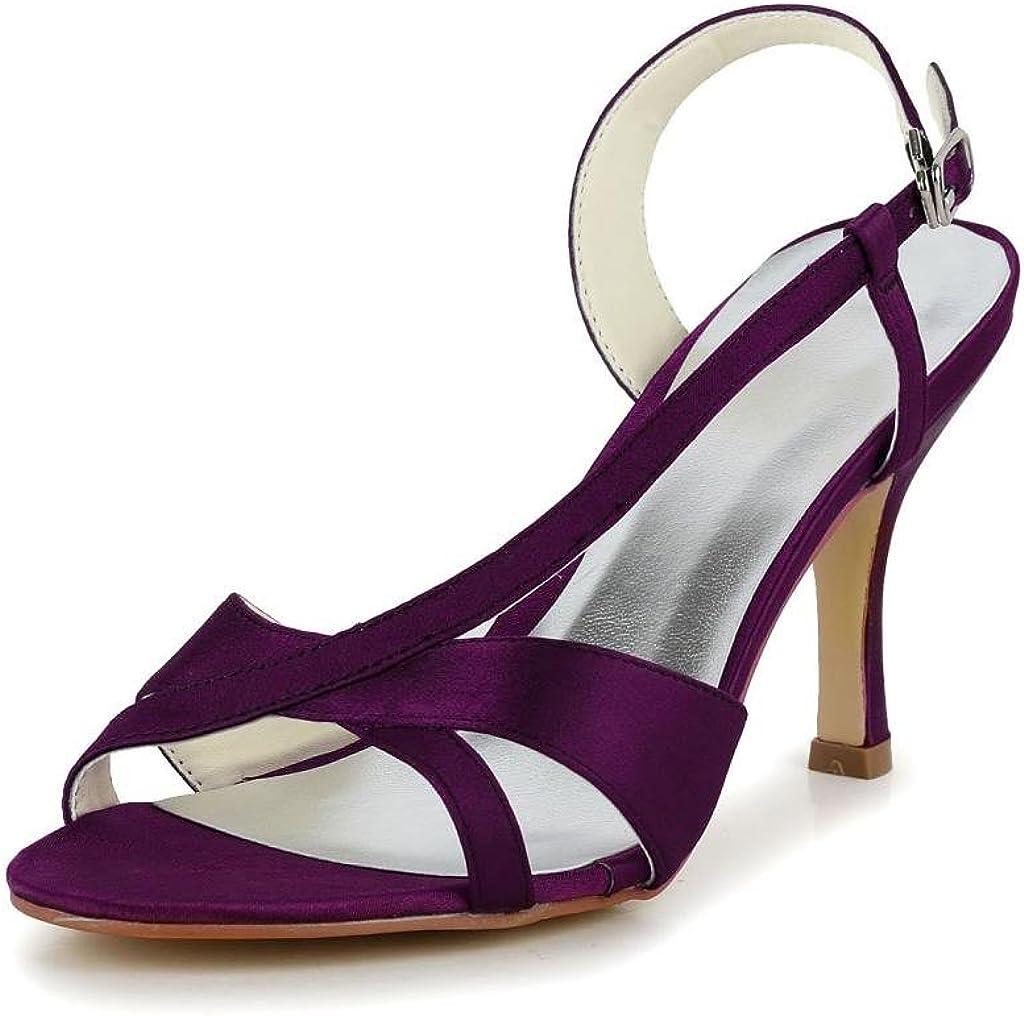 JIA JIA Wedding 1415 Chaussures de mari/ée Mariage Escarpins pour Femme
