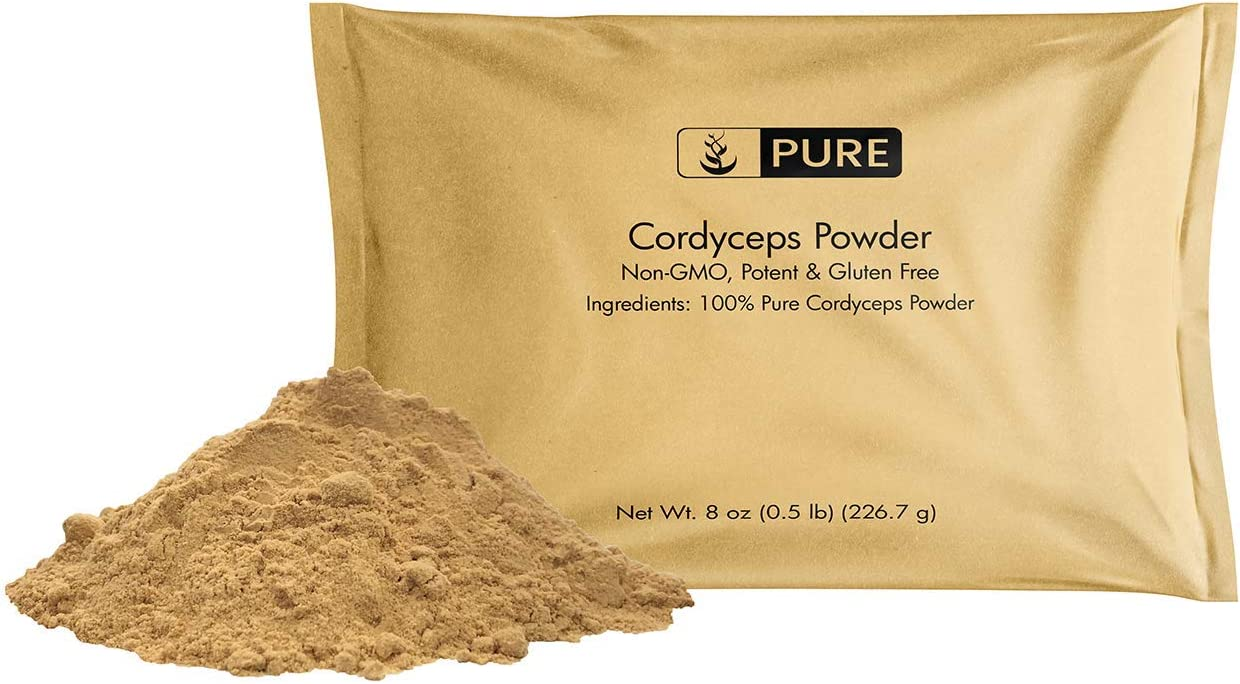 Natural Cordyceps Powder