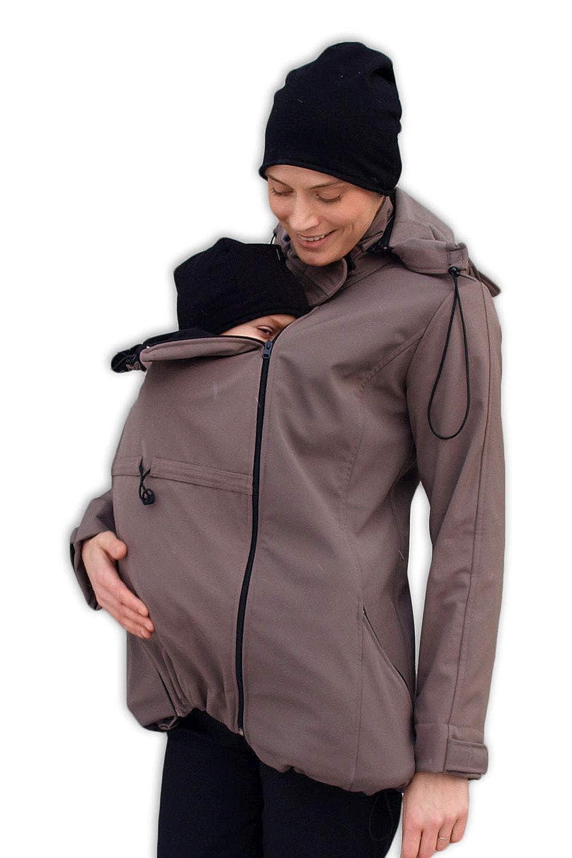 Manteau Softshell maternité et de Portage - Stella 2 bcfb7e20fbb