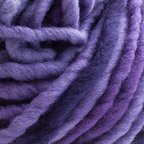 (Brown Sheep Cotton Fleece Yarn CW560 My Blue Heaven)