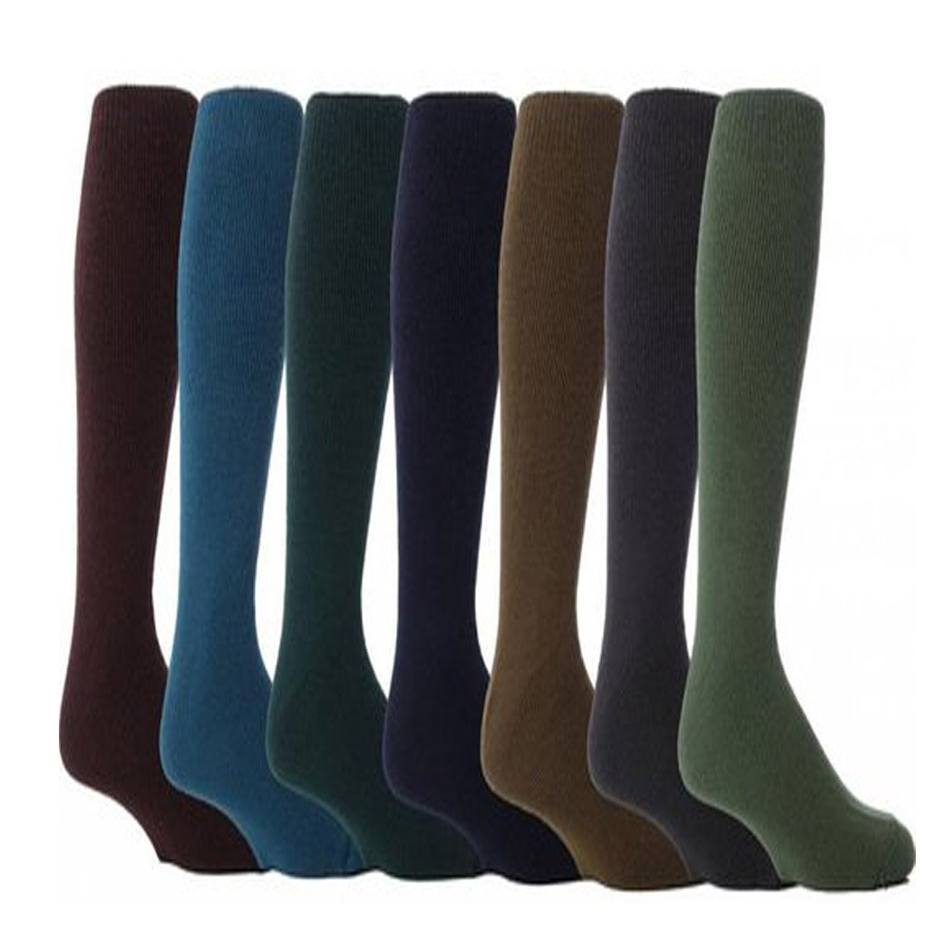 Mens Gentle Grip Top Wellington Boot Socks / Welly Socks UK Size 7-11