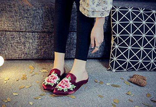 Pantofole Lazutom Wine Pantofole Red Red Lazutom Wine Red Pantofole Pantofole Lazutom Donna Wine Donna Lazutom Donna Donna F4wqBHxqA